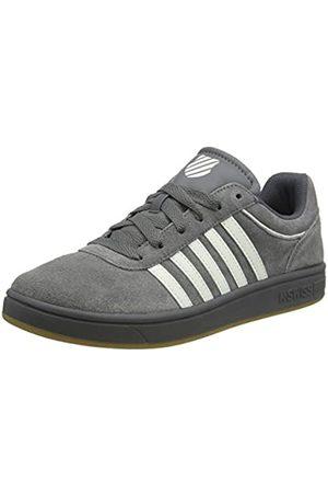 K-Swiss Men's Court Cheswick SDE Low-Top Sneakers, (Smkdpearl/Snwht/LTG 060)