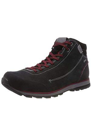 CMP Men's Elettra Mid Plus High Rise Hiking Boots, (Nero U901)