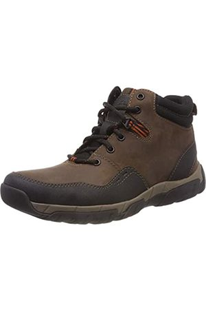 Clarks Men's Walbeck Top Ii Snow Boots, ( Leather)
