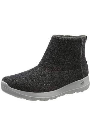 Skechers ON-THE-GO JOY, Women Ankle Boots Ankle boots, (Charcoal Wool Ccl)