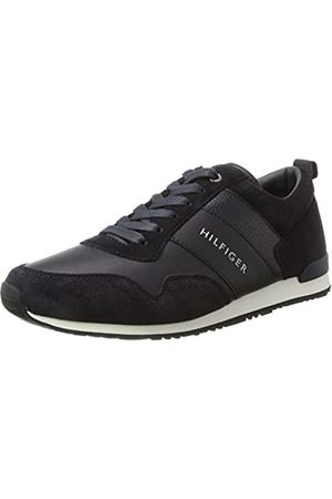 Tommy Hilfiger M2285axwell 11c1, Men's Low-Top Sneakers, (Midnight)