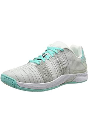 Kempa Unisex Adult's Attack One Women Contender Handball Shoes, Multicolor ( /Turquoise02)