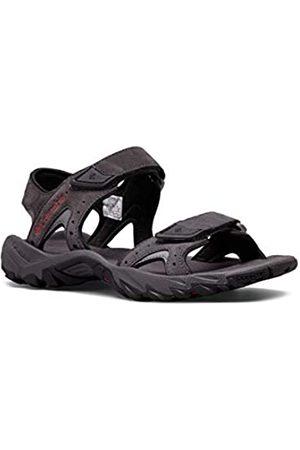 Columbia Men's Santiam 2 Strap Sandals, (Dark , Rusty 089)