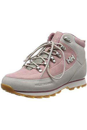 Helly Hansen Women's W the Forester High Rise Hiking Boots, (Gris/Rosa 193)