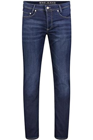 Mac MAC Herren Straight Leg Jeanshose Jog'n Jeans, Blau (Dark Authentik used H743)