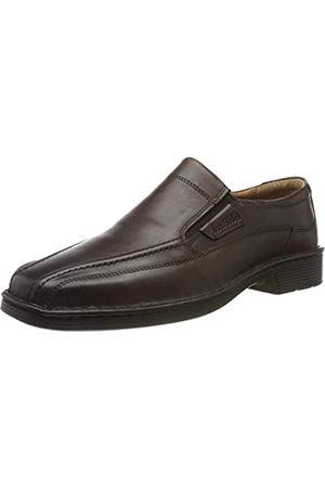 Josef Seibel Men's Bradfjord 07 Low-Top Sneakers, Braun (Moro 14 330)