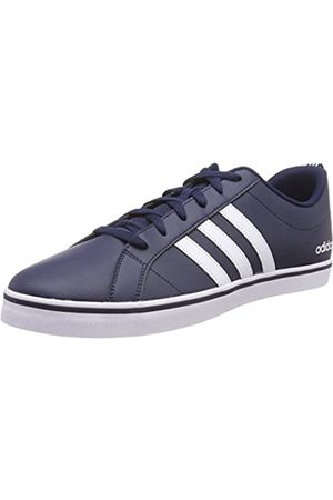 adidas Men's Vs Pace Basketball Shoes, (Collegiate Navy/Footwear / )