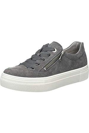 Legero Women's Lima Low-Top Sneakers, (Fumo (Grau) 22)