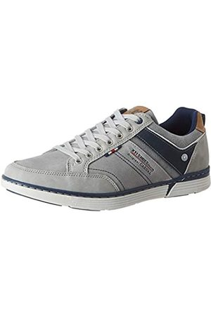 Leatherman Men's 49625 Low-Top Sneakers, (Gris Gris)