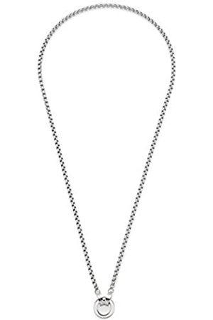 Leonardo JEWELS BY LEONARDO women necklace Vittoria Darlin's stainless steel/ colored 80 cm Darlin's Clip small 016633