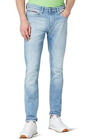 Tommy Hilfiger Men's Tapered Steve Slim Jeans