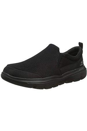 Skechers Go Walk Evolution Ultra-impec, Men's Slip On Trainers, ( Textile Bbk)