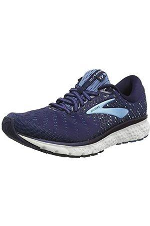 Brooks Glycerin 17, Women's Running shoe, Navy / Stellar /