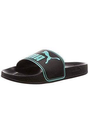 Puma Unisex Adults' Leadcat Beach & Pool Shoes, - Turquoise