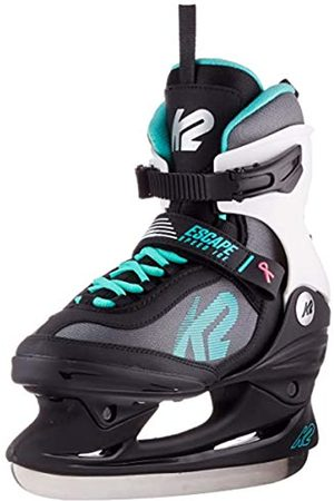 k2 Women's Escape Speed Ice Field Hockey Shoes, Mehrfarbig (Design 001)