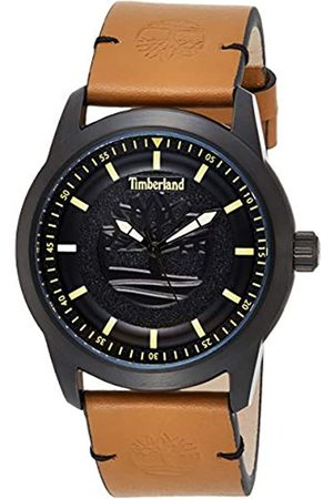 Timberland Mens Analogue Quartz Watch with Leather Strap TBL15632JSB.02
