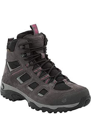 Jack Wolfskin Women's Vojo Hike 2 Texapore Mid W Wasserdicht High Rise Shoes, (Dark Steel/ 6059)