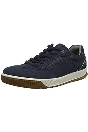 Ecco Men's Byway Tred Low-Top Sneakers(WITHOUT GORETEX) (Navy/Night Sky 51313)
