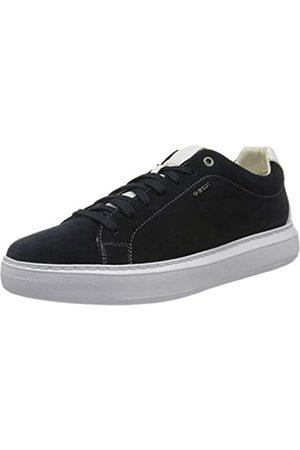 Geox Men's U Deiven B Low-Top Sneakers, (Navy C4002)