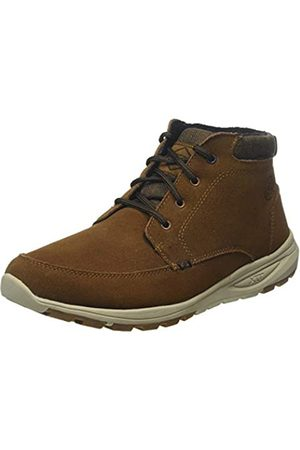 Regatta Men's Marine Suede Leather Insulated Trainers, (Saddle/Navy 40s)