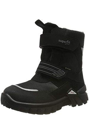 Superfit Boys' Pollux Snow Boots, (Schwarz/Grau 00)