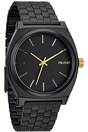 Nixon Men's Analogue Quartz Watch with Stainless Steel Strap – A0451041-00