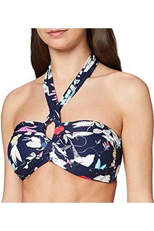 Seafolly Women's Bandeau Halter Sleeveless Bikini Top