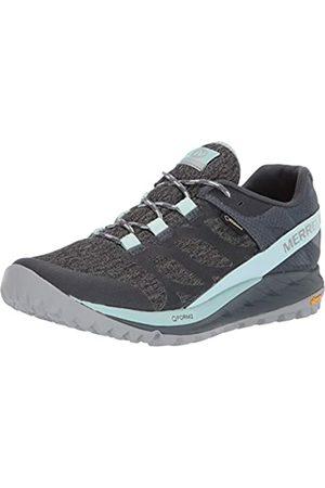 Merrell Women's Antora Gtx Trail Running Shoes, (Turbulence)