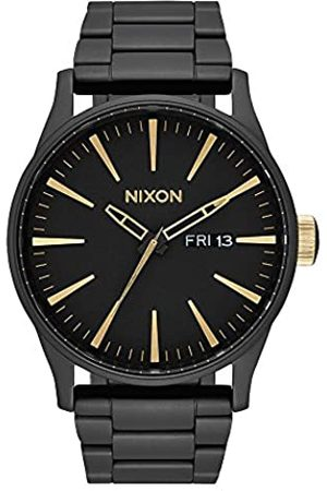 Nixon Men's Analogue Quartz Watch with Stainless Steel Strap A356-1041-00