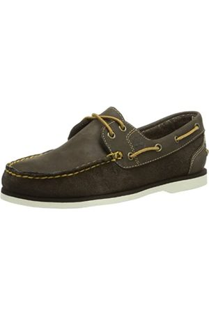 Timberland Women's Classic Boat Shoes, (Dark Suede)