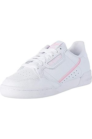 adidas Women's Continental 80 W Fitness Shoes, (Multicolor 000)