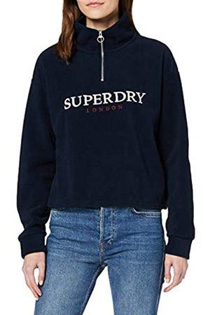 Superdry Women's Rowan Fleece Half Zip Sweatshirt