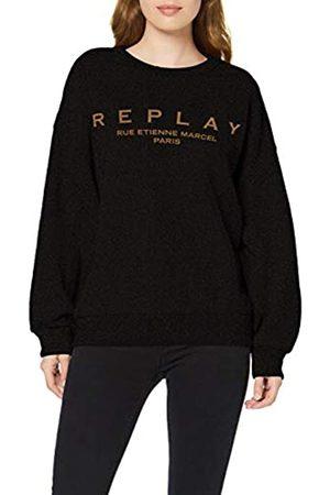 Replay Women's W3114 .000.22672 Sweatshirt