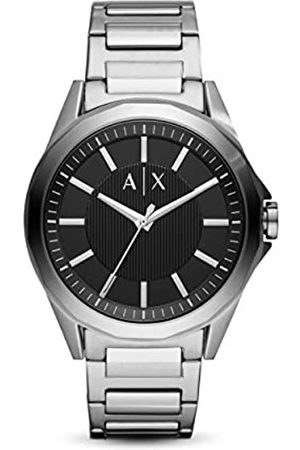 Armani Exchange Mens Analogue Quartz Watch with Stainless Steel Strap AX2618