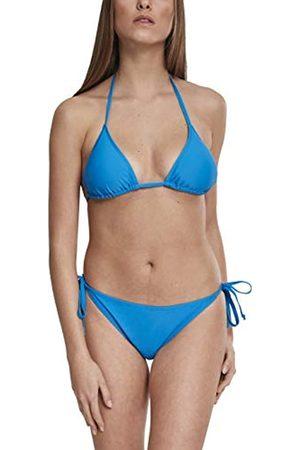 Urban Classics Women's Ladies Side Knot Triangle Bikini