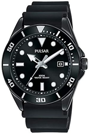 Pulsar Men's Analogue Quartz Watch with Silicone Strap PG8299X1