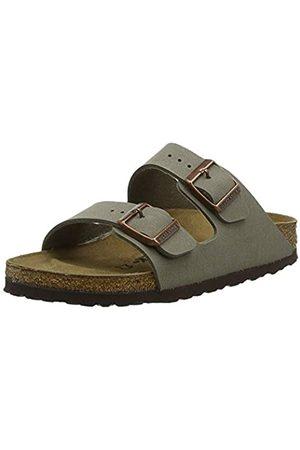 Birkenstock Classic Arizona Eva, Unisex-Adults' Sandals, (STONE)