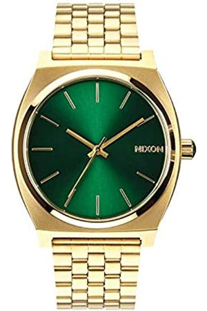 NIXON Men's Analogue Quartz Watch with Stainless Steel Strap A045-1919-00