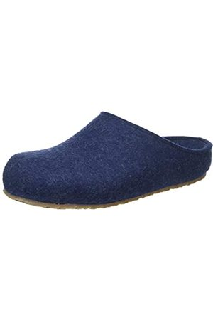 Haflinger Michel, Unisex Adults' Unlined low house shoes , (Jeans 72)