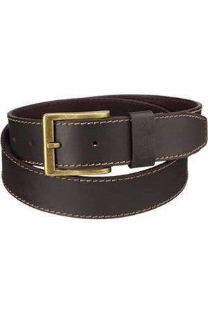 Wrangler Men's Basic Stitched Belt