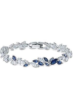 Swarovski Women's Rhodium plated Louison Bracelet 5536548