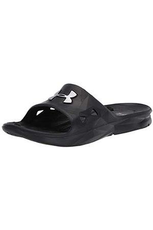 Under Armour Men UA M Locker III SL Beach and Pool Shoes, (001)