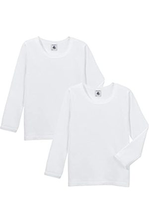 Petit Bateau Girls T Shirt ML Undershirt
