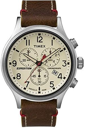 Timex Men's Expedition Scout Chronograph 42 mm Watch TW4B04300