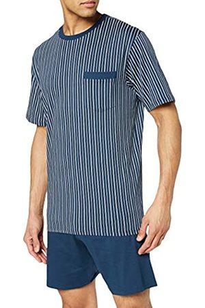 Schiesser Men's Comfort Fit Schlafanzug Kurz Pyjama Set