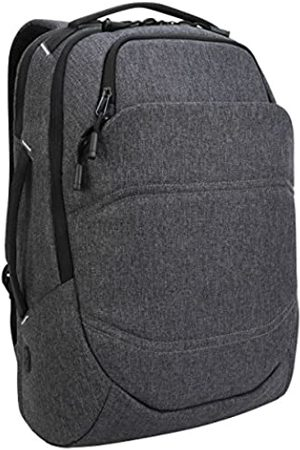 Targus Groove X2 Max Backpack with Protective Sleeve Designed for Travel and Commute fits up to 15-Inch Macbook and Other Laptop (TSB951GL)