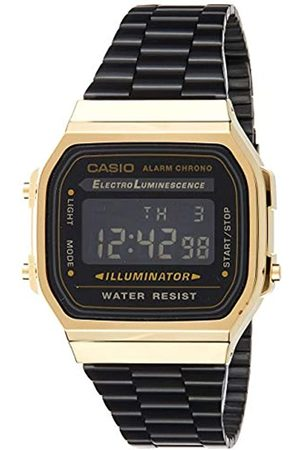 Casio Collection Unisex Adults Watch A168WEGB-1BEF