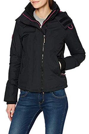 Superdry Women's Arctic Hooded Pop Zip Sd-windc Sports Jacket