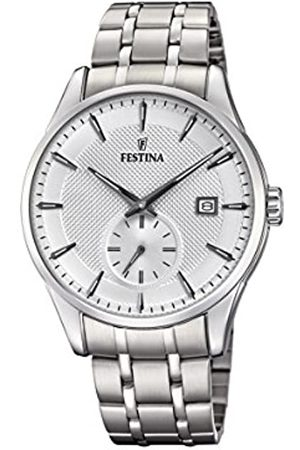 Festina Men's Analogue Quartz Watch with Stainless Steel Strap F20276/1