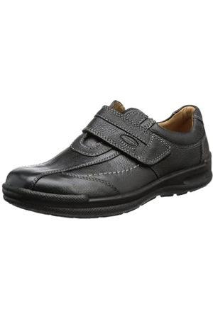 Jomos Men's Carrera Loafers, (Schwarz)